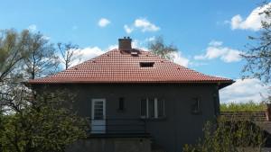 Oprava střechy a zateplení stropu s pokládkou krytiny Čimelice.