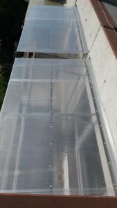 zastřešení balkónů