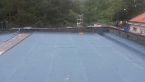 střecha Vodňany