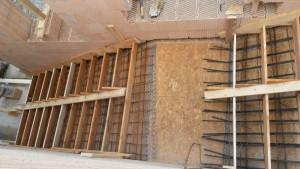 šalování schodiště